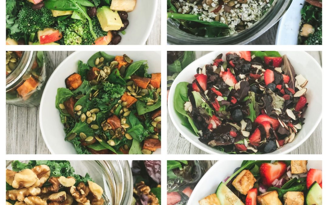 The Ultimate Guide to Building a Powerhouse Salad